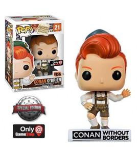 Pop! Conan O'Brien Lederhosen Edition Limitée [21]