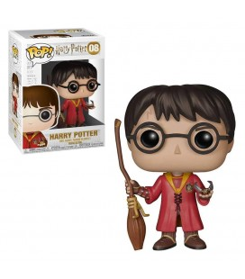 Pop! Harry Potter Quidditch Edition Limitée [08]