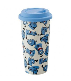 Travel Mug Funko Aladdin Pattern