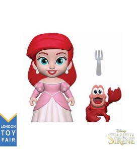 Ariel Princess Figurine 5 Star