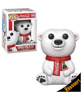 Pop! Coca-Cola Polar Bear [58]