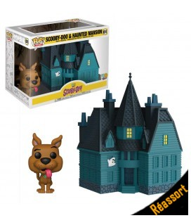 Pop! Town Scooby-Doo & Haunted Mansion [01]
