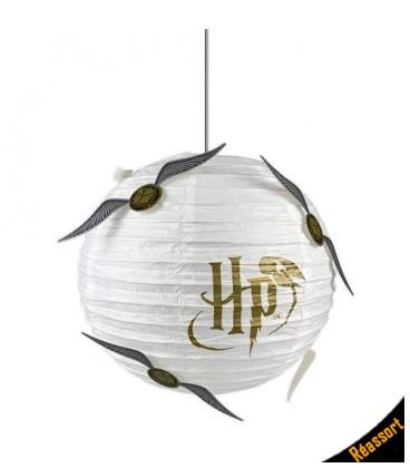 Abat-Jour Lanterne en papier Golden Snitch
