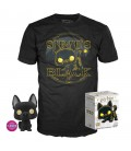 Pop! Sirius Black (Flocked) & T-Shirt