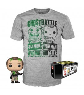 Pop! Peter Venkman (Exclusive SDCC 2019) & T-Shirt