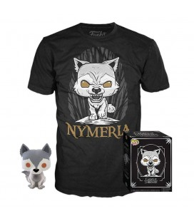Pop! Nymeria (Exclusive) & T-Shirt