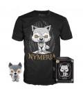 Pop! Nymeria (Exclusive) & T-Shirt