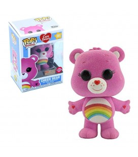 Pop! Cheer Bear (Exclusive Flocked) & T-Shirt