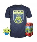 Pop! Alien (Exclusive GITD) & T-Shirt