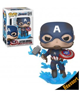 Pop! Captain America [573]