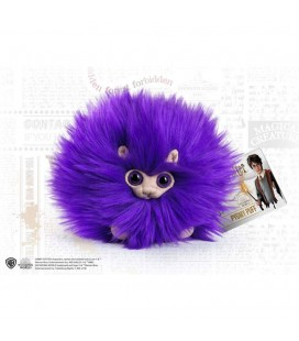 Peluche Boursouflet Violet - Noble Collection