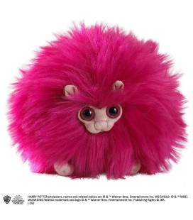 Peluche Boursouflet Rose - Noble Collection