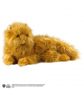 Grande peluche Pattenrond (Crookshanks) - Noble Collection