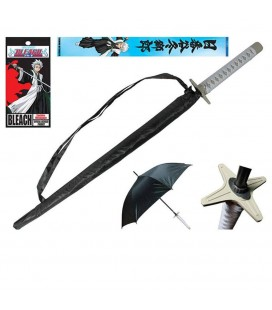Parapluie avec poignée épée Toshiro Hitsugaya Hyorinmaru