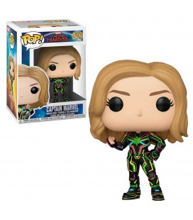 Pop! Captain Marvel [516]
