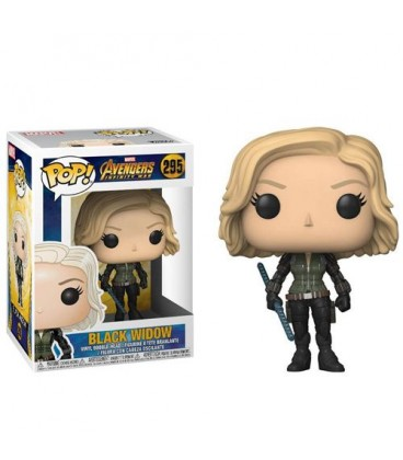 Pop! Black Widow [295]