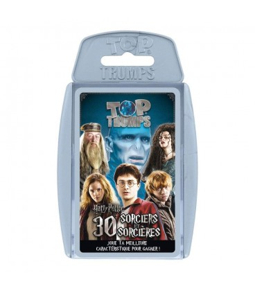 Harry Potter Jeu de Cartes Top Trumps