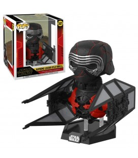 Pop! Deluxe Supreme Leader Kylo Ren [321]