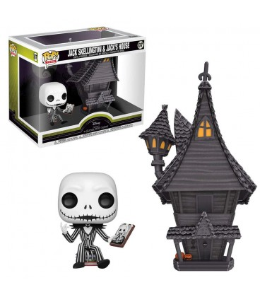 Pop! Town Jack Skellington & Jack's House [07]