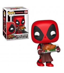 Pop! Deadpool (Supper Hero) [534]