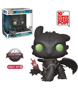 Pop! Toothless Giant Oversized Edition Limitée [686]