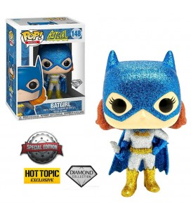 Pop! Batgirl Edition Limitée Glitter Diamond Collection [148]