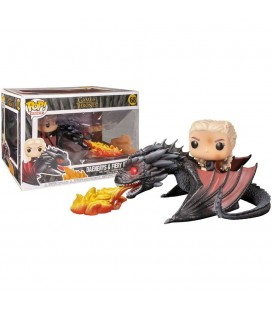 Pop! Rides Daenerys & Fiery Drogon [68]