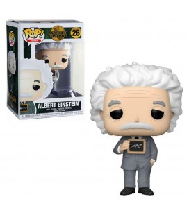 Pop! Albert Einstein [26]