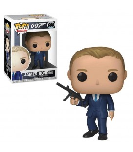 Pop! James Bond From Quantum of Solace [688]