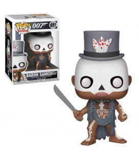 Pop! Baron Samedi From Live and Let Die [691]