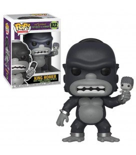 Pop! King Homer [822]