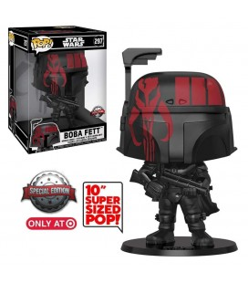 Pop! Boba Fett Futura Black Giant Oversized Edition Limitée [297]