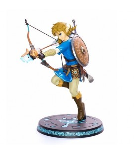 Statue Link - Breath of the Wild 25 cm
