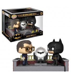 "Pop! Batman and Commissioner Gordon with Light Up ""Movie Moments"" [291]"