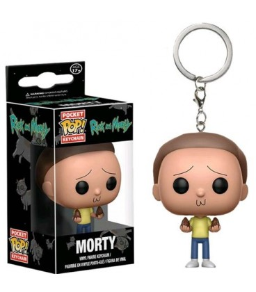 Pocket Pop! Keychain - Morty