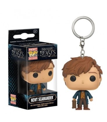 Pocket Pop! Keychain - Newt Scamander