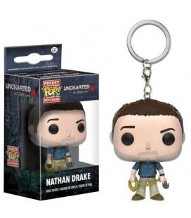Pocket Pop! Keychain - Nathan Drake