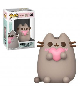 Pop! Pusheen with Heart [26]