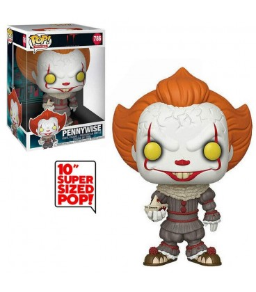 Pop! Pennywise (with Boat) Giant Oversized [786]