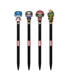 Pop! Pen Topper Marvel Holiday