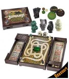 Réplique de Collection du jeu de plateau Jumanji