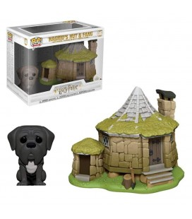 Pop! Town Hagrid's Hut & Fang [08]
