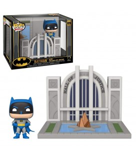 Pop! Town Batman with the Hall Of Justice [09]