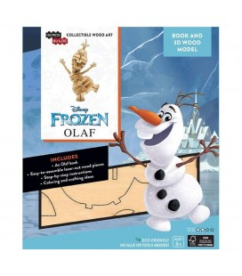 Maquette IncrediBuilds 3D Olaf