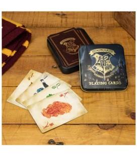 Jeu de Cartes Hogwarts V3