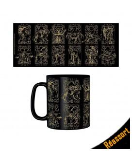 Mug Armures d'Or