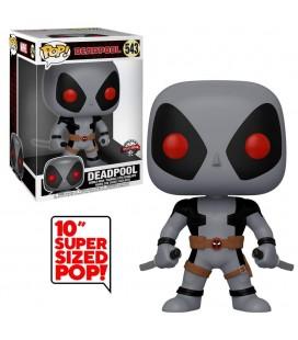 Pop! Deadpool Two Sword Gray Super Sized Edition Limitée [543]