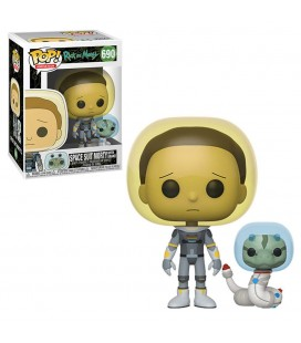 Pop! Space Suit Morty (with Snake) [690]
