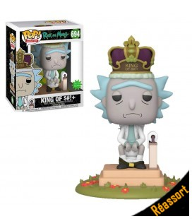 Pop! Deluxe King Rick (With Sound) [694]