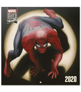 Marvel Comics 80 Years Calendrier 2020